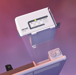 Elektični radiator: modul